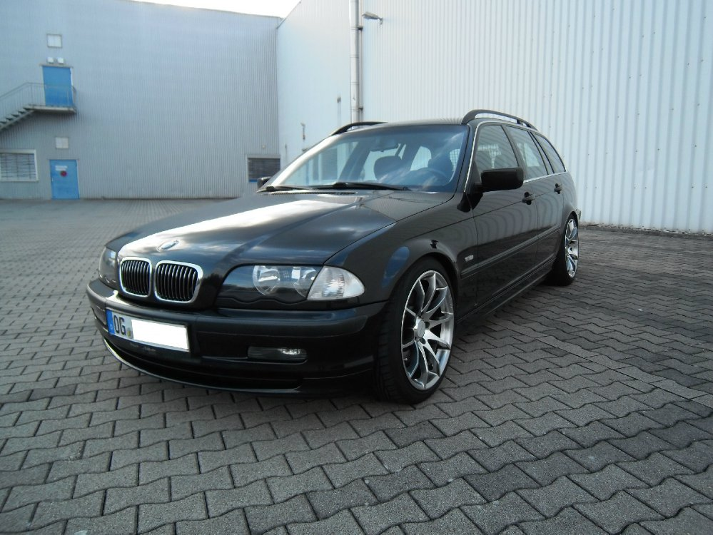 e46 touring 330d 3er bmw e46 touring tuning fotos bilder stories. Black Bedroom Furniture Sets. Home Design Ideas