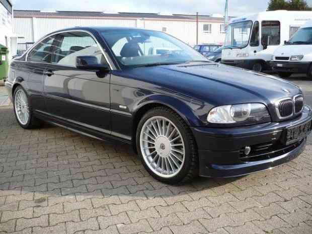 Alpina B 3 3.3 - 3er BMW - E46