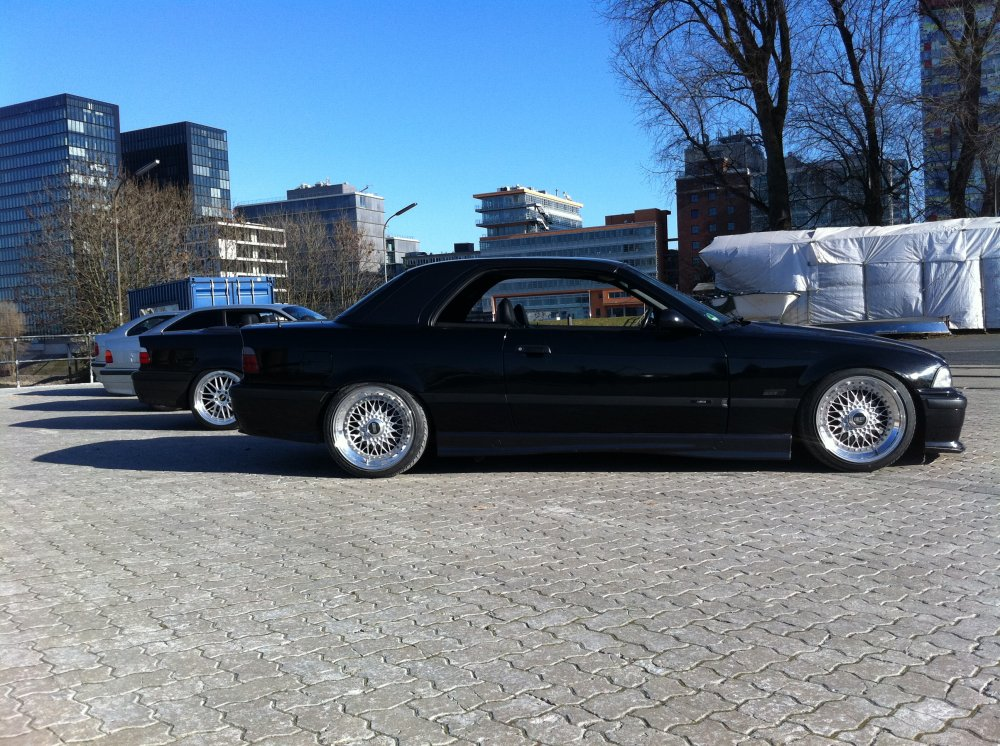 Now Rollin on BBS RS ;) - 3er BMW - E36