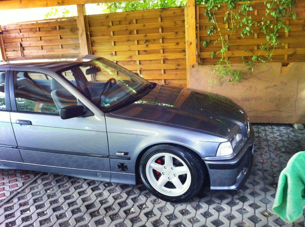 Dresdener e36 Limousine - 3er BMW - E36