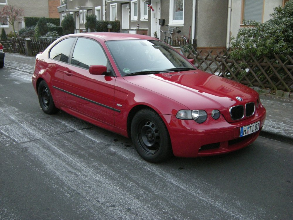 bmw 316ti carbondevil 3er bmw e46 compact. Black Bedroom Furniture Sets. Home Design Ideas
