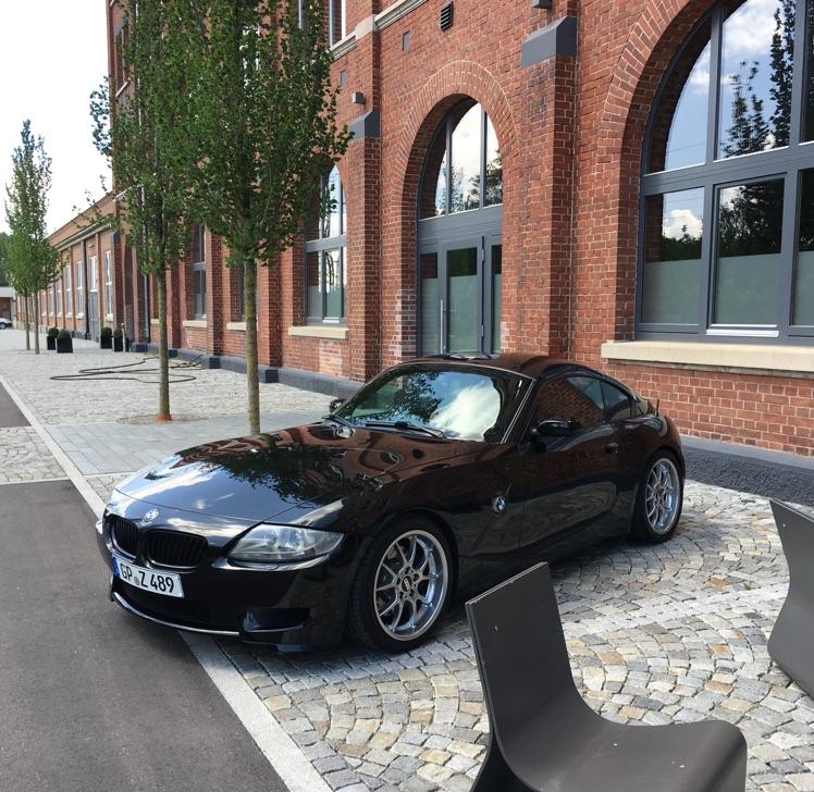 """Bmw Z4 Coupe Tuning: Mein Black ZZZZ [ BMW Z1, Z3, Z4, Z8 ] """"Z4 Coupe"""