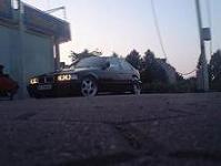 mein Compact - 3er BMW - E36 -