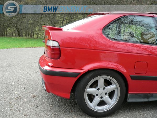 Mein Compacter - 3er BMW - E36