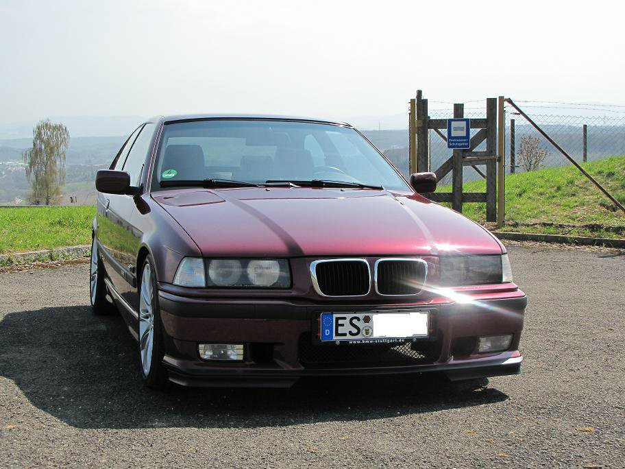romanticroter 323ti ehemals 316i compact 3er bmw e36. Black Bedroom Furniture Sets. Home Design Ideas