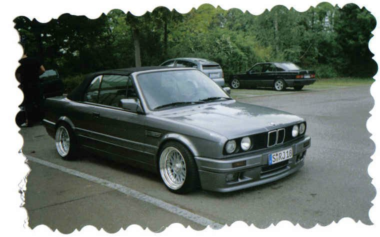 ein absolutes liebhaberfahrzeug 3er bmw e30. Black Bedroom Furniture Sets. Home Design Ideas