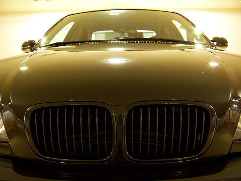 Schwarz Tief Breit 318i M Paket ll - 3er BMW - E46