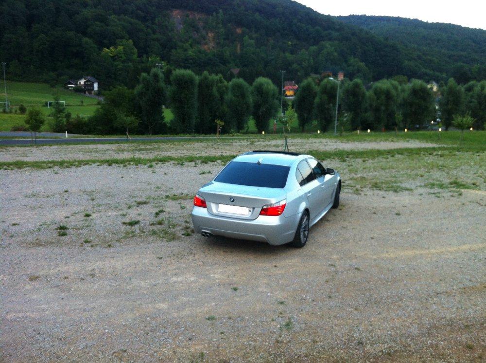 535d LCI M-Paket - 5er BMW - E60 / E61