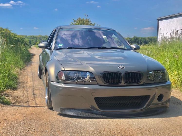 E46 M CSL Individual Limousine - 3er BMW - E46