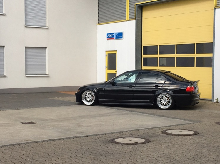 E46 CSL Limo || Winterschlaaaaaf 💤💤💤 - 3er BMW - E46