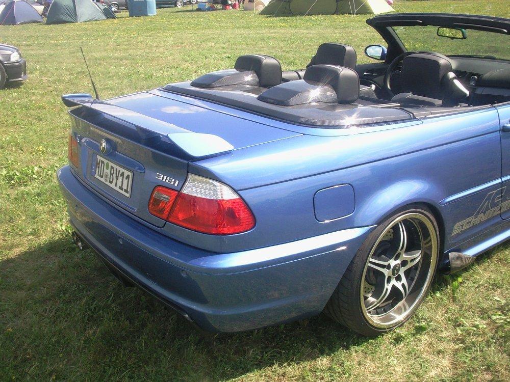 bmw e46 cabrio 330cd estorilblau 3er bmw e46 cabrio tuning fotos bilder stories. Black Bedroom Furniture Sets. Home Design Ideas