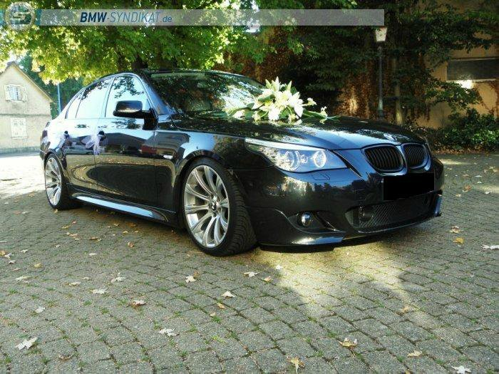 550i v8 individual jetzt mit ac 20 zoll 5er bmw e60. Black Bedroom Furniture Sets. Home Design Ideas