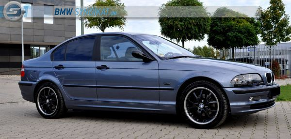 e46 320d update 2010 3er bmw e46 limousine. Black Bedroom Furniture Sets. Home Design Ideas