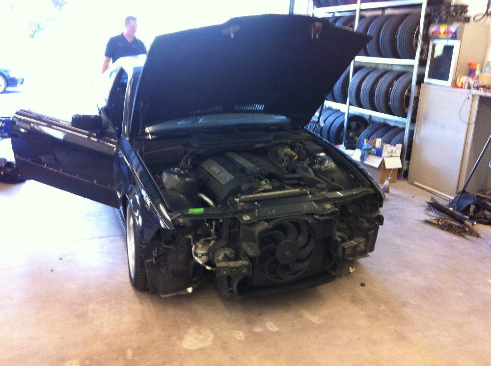 E36 323 Macadamia Braun Sport Coupe - 3er BMW - E36