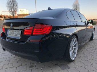 - Eigenbau - Yido YP1 Talia Felge in 10x20 ET  mit Dunlop  Reifen in 275/30/20 montiert hinten Hier auf einem 5er BMW F10 520d (Limousine) Details zum Fahrzeug / Besitzer
