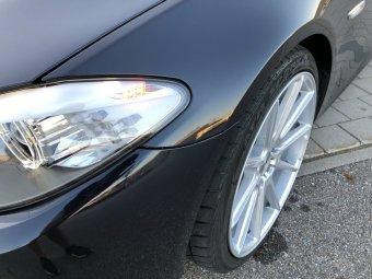- Eigenbau - Yido YP1 Talia Felge in 9x20 ET  mit Dunlop  Reifen in 245/35/20 montiert vorn Hier auf einem 5er BMW F10 520d (Limousine) Details zum Fahrzeug / Besitzer