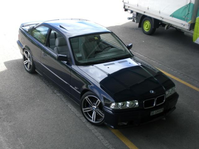 BMW E36 318 iS R.I.P - 3er BMW - E36
