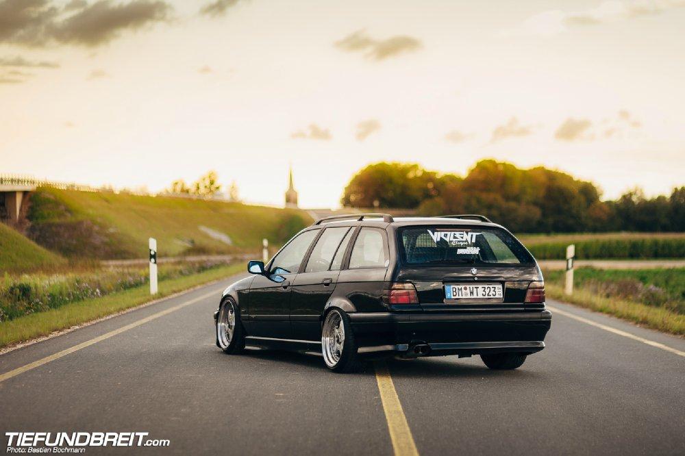 323i Touring - BBS & AC Schnitzer - 3er BMW - E36