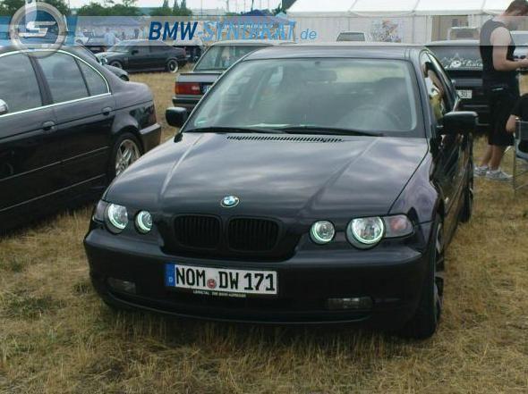 Mein BlackTI - 3er BMW - E46