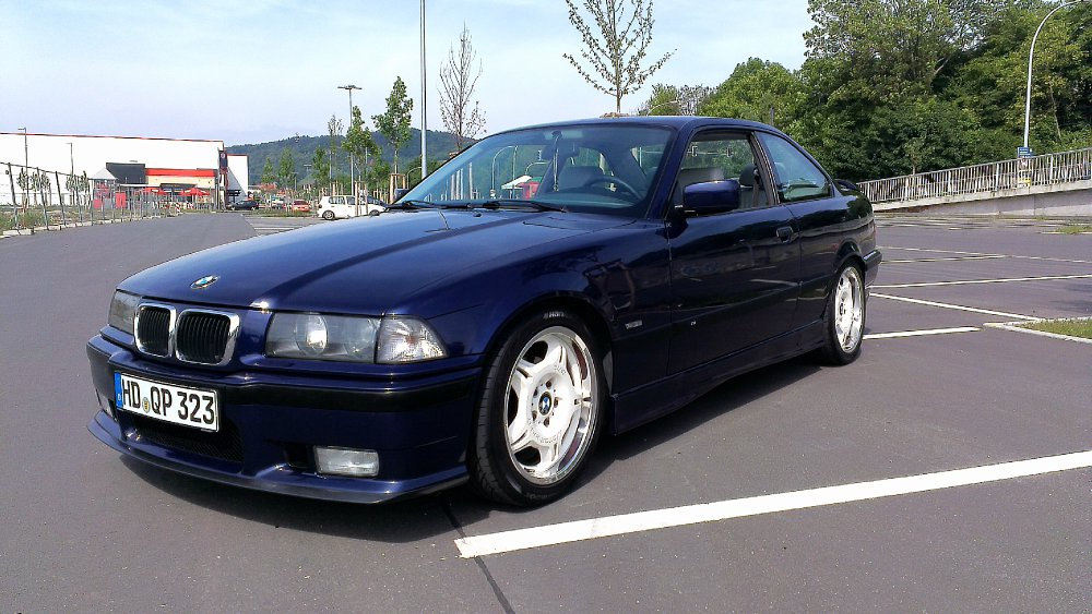 323i Verkauft!!! - 3er BMW - E36