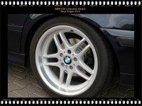 BMW Bremsanlage+Zubehör Bremssättel schwarz lackiert.