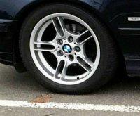 BMW BMW M Parallelspeiche 66 8x17 ET 20