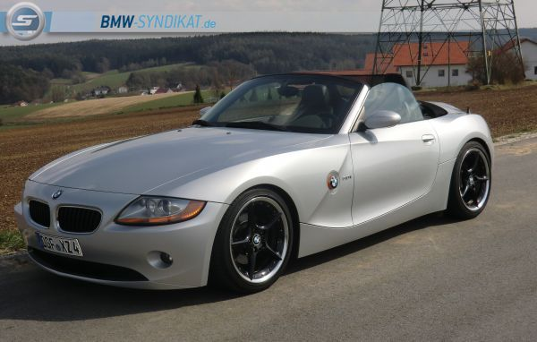 Bmw Z4 E85 Bmw Z1 Z3 Z4 Z8 Quot Z4 Roadster Quot Tuning Fotos Bilder Stories