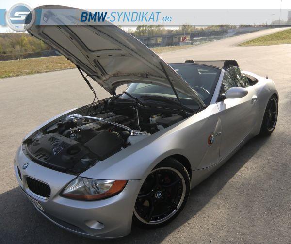 "Bmw Z4 Coupe Tuning: BMW Z4 E85 [ BMW Z1, Z3, Z4, Z8 ] ""Z4 Roadster"""