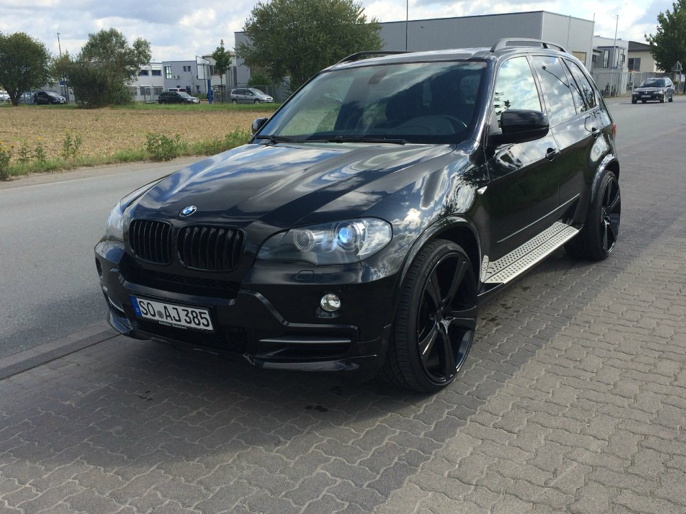 bmw x5 e70 23zoll aero dynamik paket h r tiefer bmw x1. Black Bedroom Furniture Sets. Home Design Ideas