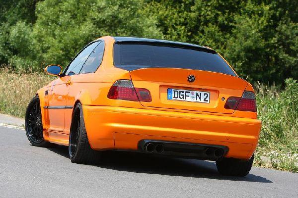 M3 CSL Umbau - 3er BMW - E46