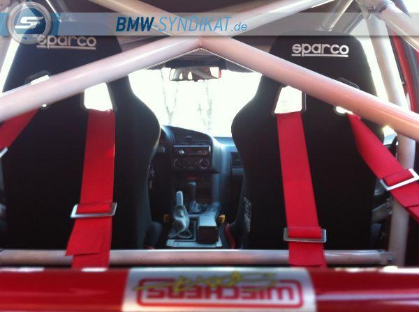 E36 325 Rallyeauto ;) - 3er BMW - E36