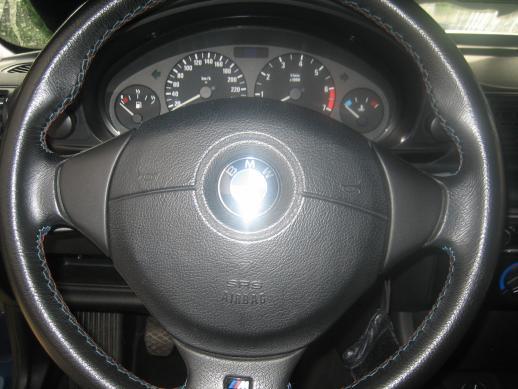 Scha(r)f im Wolfspelz*VERKAUFT* - 3er BMW - E36 -