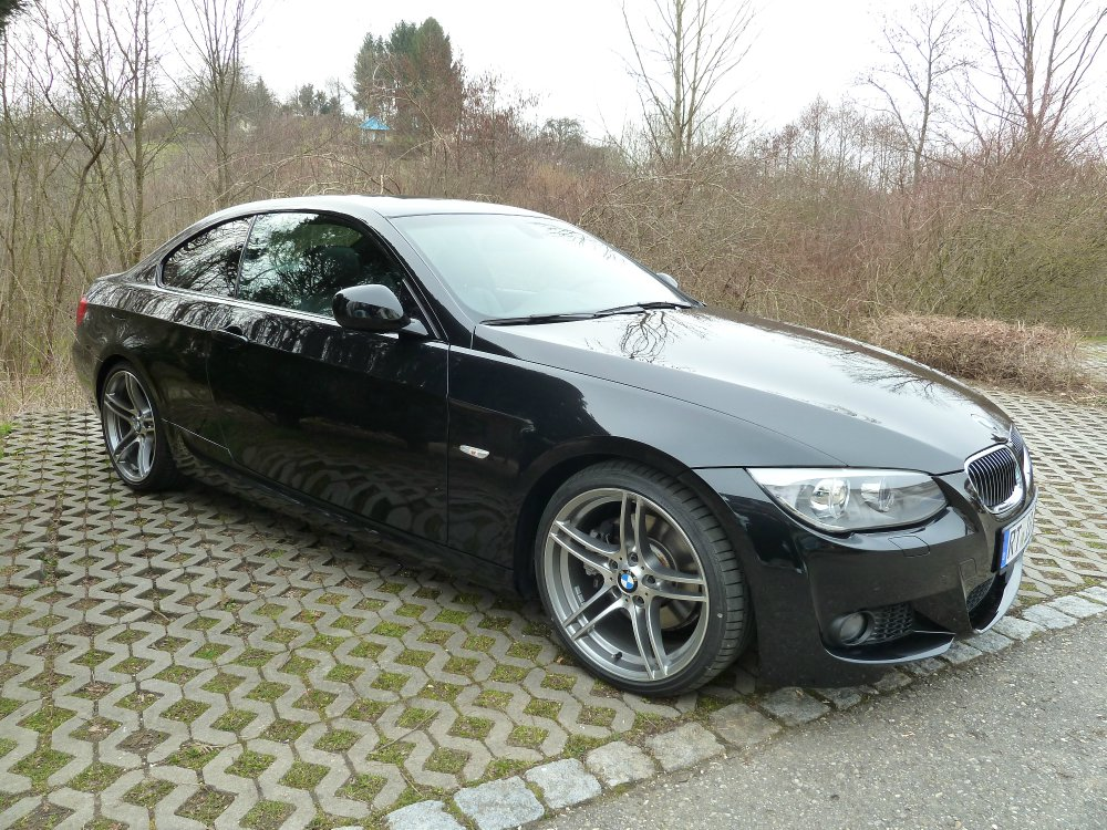bmw e92 330d coupe m paket 3er bmw e90 e91 e92 e93 coupe tuning fotos. Black Bedroom Furniture Sets. Home Design Ideas