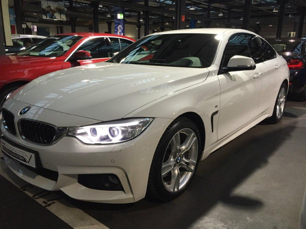 BMW F36 GC low is life ;) - 4er BMW - F32 / F33 / F36 / F82