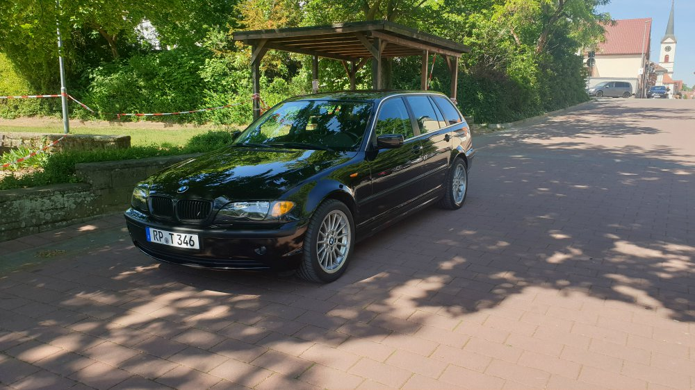 Hausschuh zum Turnschuh - 3er BMW - E46