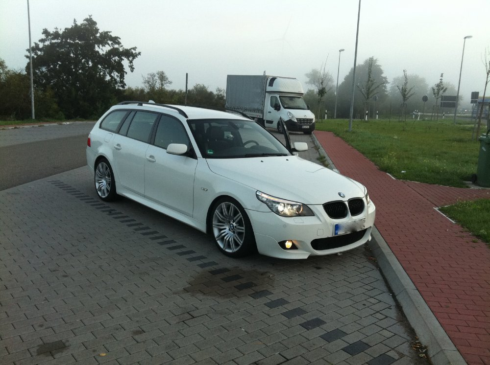 525d touring m paket 5er bmw e60 e61 touring. Black Bedroom Furniture Sets. Home Design Ideas