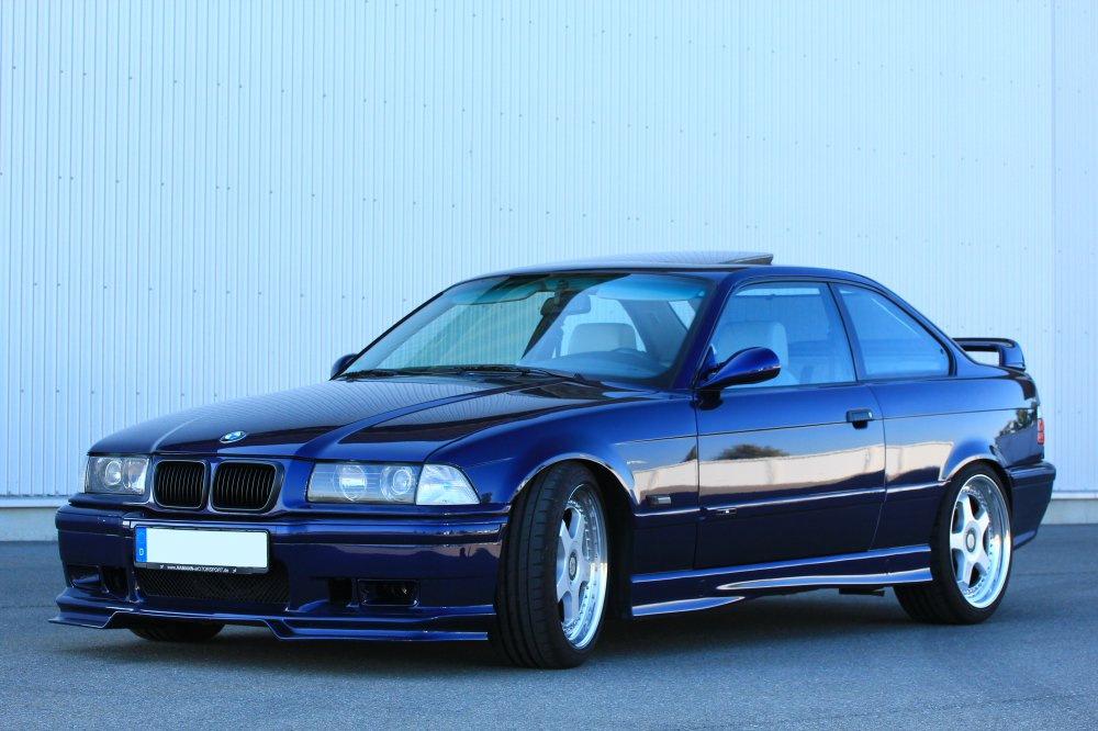 Hamann E36 Coupe HM3.0 /Update/ - 3er BMW - E36