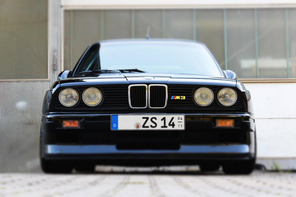 BMW E30 M3 - 3er BMW - E30