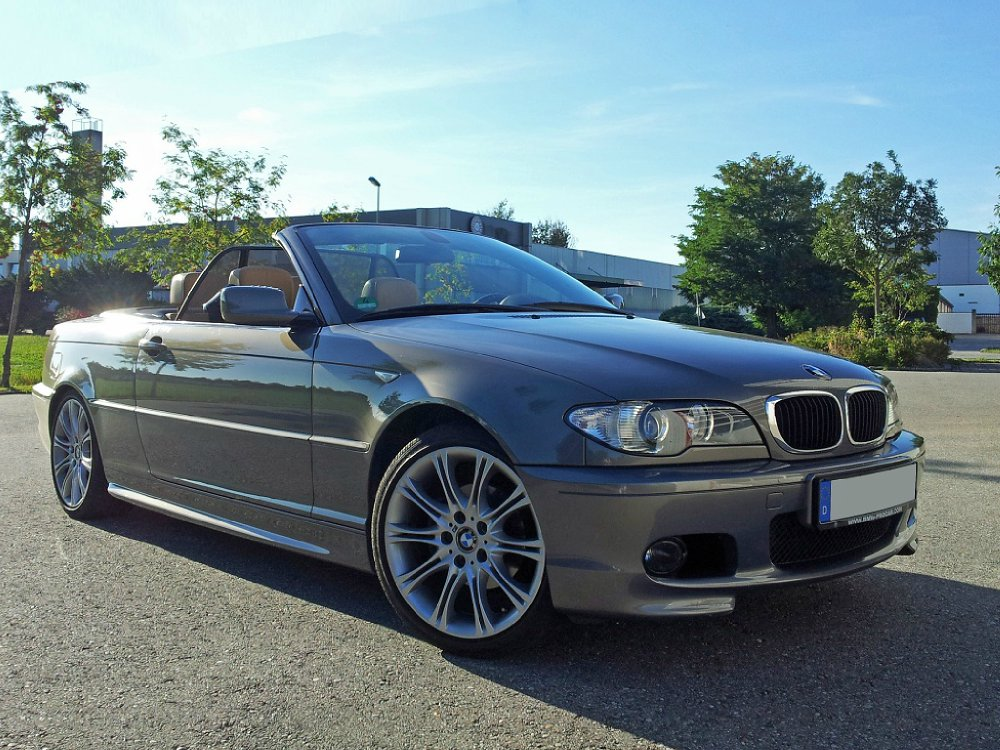 bmw 318 ci individual cabrio 3er bmw e46 cabrio. Black Bedroom Furniture Sets. Home Design Ideas