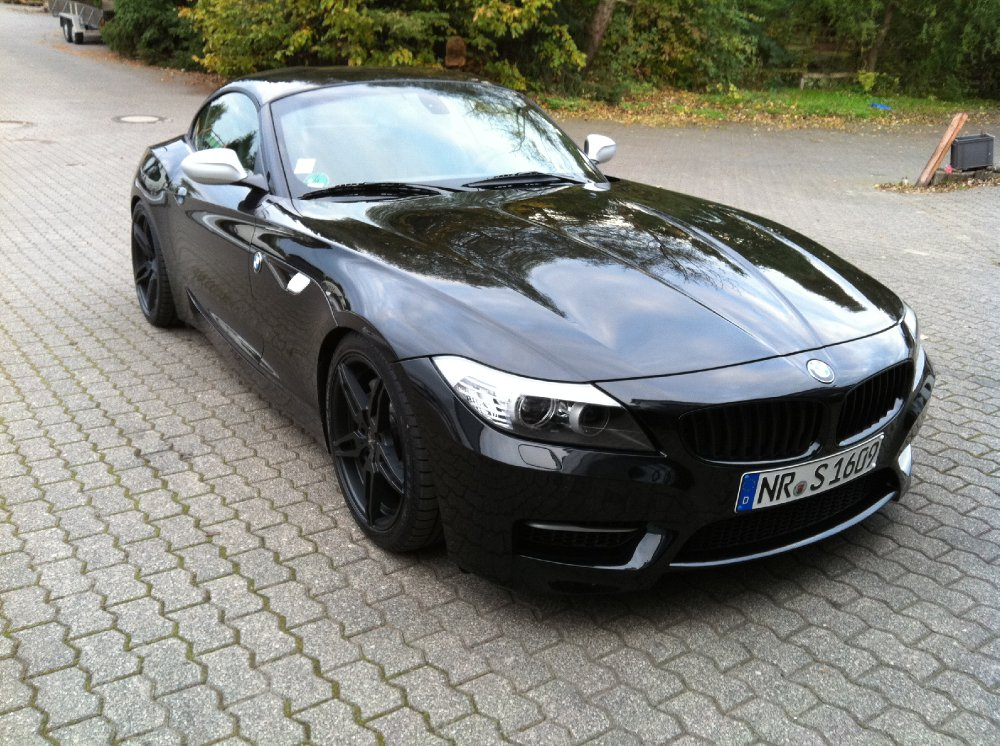 Bmw Z4 E89 35is Tuning Wroc Awski Informator Internetowy