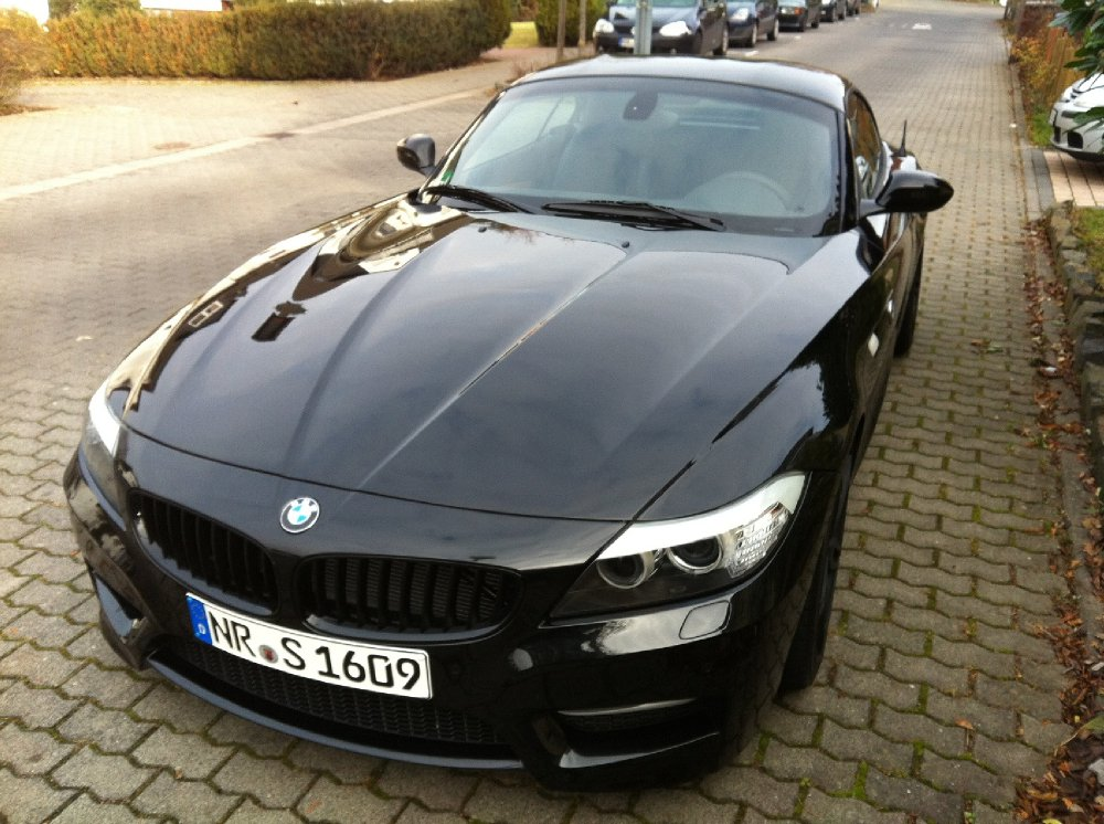 bmw z4 35is pure impulse work kw v3 video bmw z1 z3 z4 z8. Black Bedroom Furniture Sets. Home Design Ideas