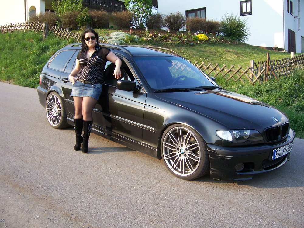 Bmw 330d Touring E91 Tuning 4 Engaging Clothing Photos