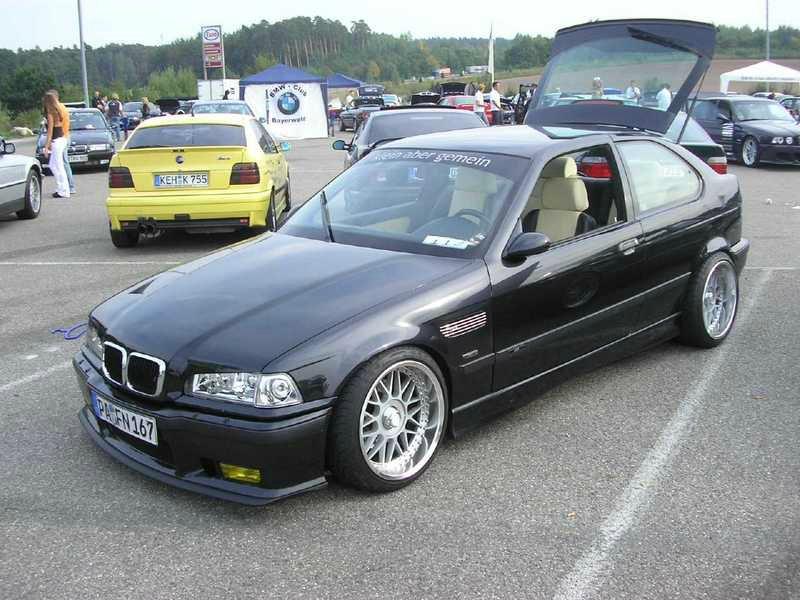 Klein aber Gemein !!!  330ti,Motor ,Felgen,etc. - 3er BMW - E36