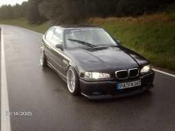 Klein aber Gemein !!!  330ti,Motor ,Felgen,etc. - 3er BMW - E36 -