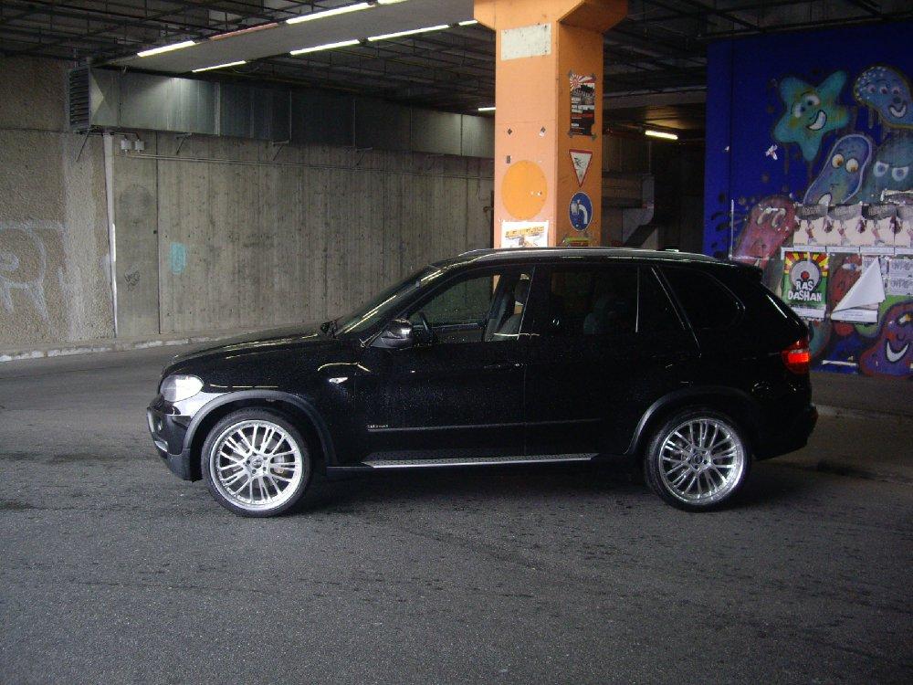X5 E70 Biturbo Sportpaket Bmw X1 X3 X5 X6 Quot X5 Quot Tuning Fotos Bilder Stories