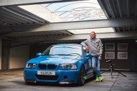BMW-Syndikat Fotostory - E46 M3 Lagunaseca CSL Umbau