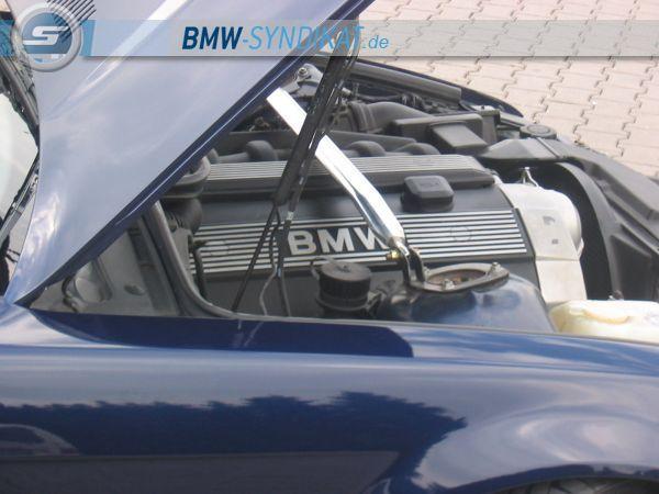 E36 328i Coupe M-Tech auf 10x17 - 3er BMW - E36