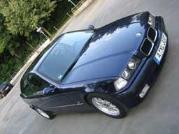Mein compacter 318ti