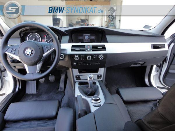 BMW 520i Touring Schneewittchen
