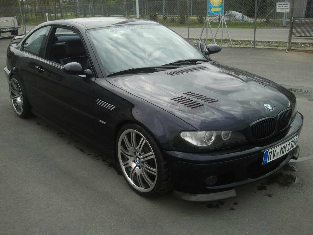 330ci clubsport 3er bmw e46 coupe tuning. Black Bedroom Furniture Sets. Home Design Ideas